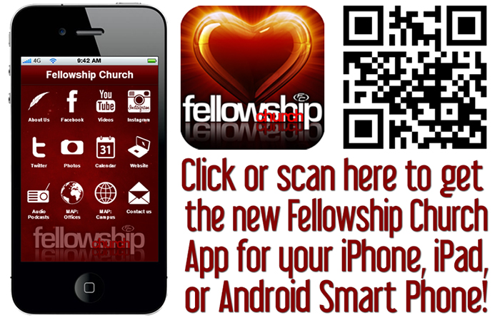 Fellowship Church Mobile App!